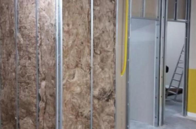Parede de drywall em Diadema